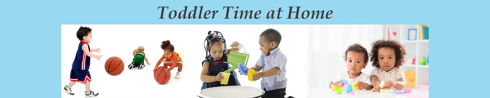 Toddler Time at Home image